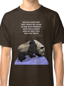 Panda Geometries Classic T-Shirt