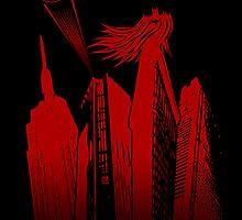 Gotham NYC by Michael Donnellan