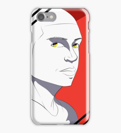 Sinqua Walls-HC15 iPhone Case/Skin