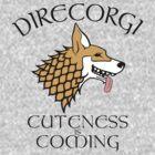 DireCorgi by AngryMongo