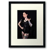 Liss Libertine Framed Print
