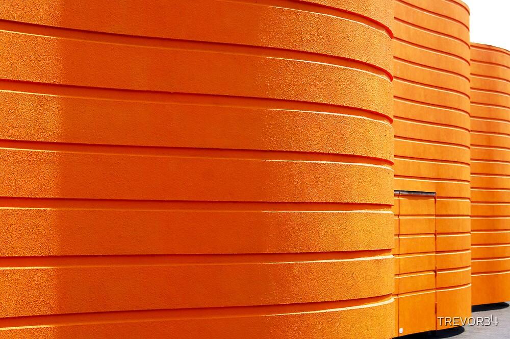 Bridlington Spa . . . . (The Orange Part) by TREVOR34