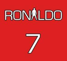 Ronaldo by EpicJonny