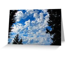 Heaven is More Glorious than This?  Indeed! Greeting Card