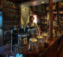 Old Town House Coffee by Yhun Suarez