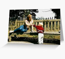 from me to you! Greeting Card