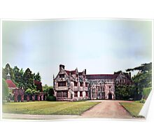 Athelhampton- The Haunted House Poster