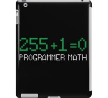 Programmer Math iPad Case/Skin