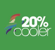 20% Cooler! (ALL options) - BLACK Kids Tee