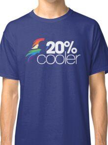 20% Cooler! (ALL options) - BLACK Classic T-Shirt