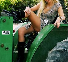 John Deer, Tractors are IN! by Just-Stephanie