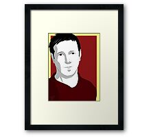 Linden Ashby-HC15 Framed Print