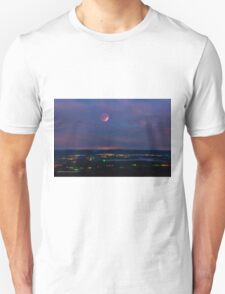 Blood Moon Over the Ozarks T-Shirt