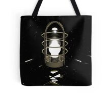 Don't believe your eyes - this is NOT a lamp! (( It's all about self-delusion... )) Tote Bag