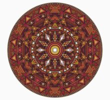Mandala 44 T-Shirts & Hoodies by mandala-jim