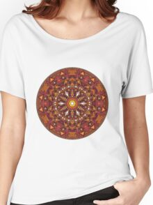 Mandala 44 T-Shirts & Hoodies Women's Relaxed Fit T-Shirt