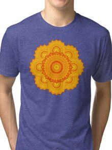 omulyana dancing mandala Tri-blend T-Shirt