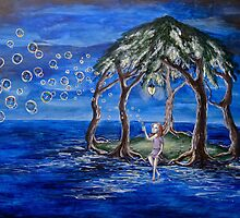 Bubbles On The Wind by Aradia