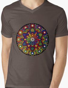 Mandala 42 T-Shirts & Hoodies Mens V-Neck T-Shirt