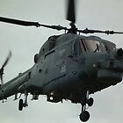 Westland Lynx HMA8  by mike  jordan.