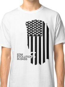 Evolution In Bass  Classic T-Shirt