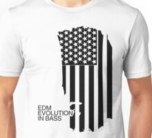 Evolution In Bass  Unisex T-Shirt