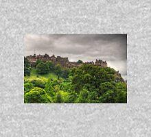Gathering Storm over Edinburgh Castle Unisex T-Shirt