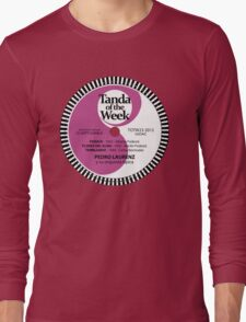 TOTW23/2012 - Laurenz - valses - TK - Purple Long Sleeve T-Shirt