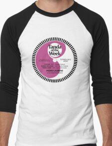TOTW23/2012 - Laurenz - valses - TK - Purple Men's Baseball ¾ T-Shirt