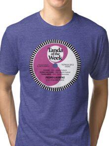 TOTW23/2012 - Laurenz - valses - TK - Purple Tri-blend T-Shirt