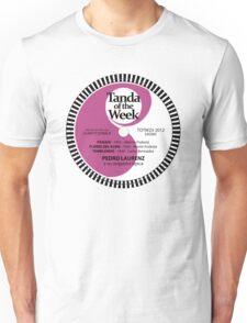 TOTW23/2012 - Laurenz - valses - TK - Purple Unisex T-Shirt