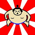 Animated Sumo Wrestler by McLovely