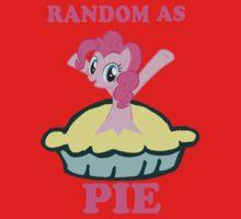 Random as pie One Piece - Long Sleeve