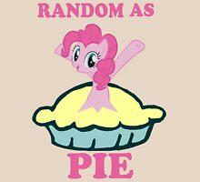 Random as pie Unisex T-Shirt