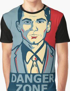 Sterling Archer - Adult Swim Archer Graphic T-Shirt