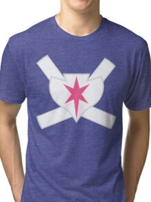 Shining Armor - Wedding Suit Tri-blend T-Shirt