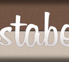 instabook Sticker