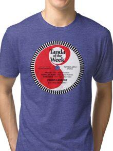 TOTW23/2012 - Laurenz - valses - TK - Red Tri-blend T-Shirt