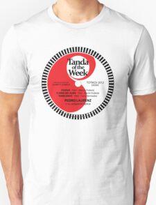 TOTW23/2012 - Laurenz - valses - TK - Red T-Shirt