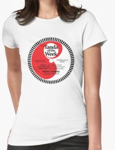 TOTW23/2012 - Laurenz - valses - TK - Red Womens Fitted T-Shirt