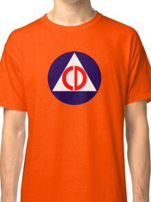 Civil Defence Classic T-Shirt