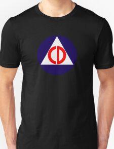 Civil Defence Unisex T-Shirt
