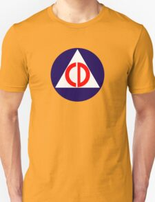 Civil Defence T-Shirt
