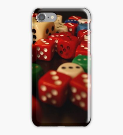 Life is a game iPhone Case/Skin