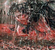 4 horsemen - WAR by ATLANTISVAMPIR-