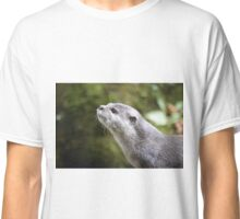 Asian Otter Classic T-Shirt