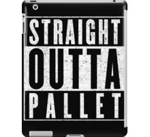 Trainer with Attitude: Pallet Town iPad Case/Skin