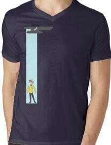 Beam Me Up, Scotty Mens V-Neck T-Shirt