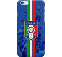 Italy F.I.G.C Legends Case iPhone Case/Skin