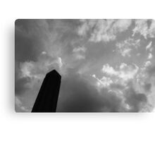 Tate tower Canvas Print